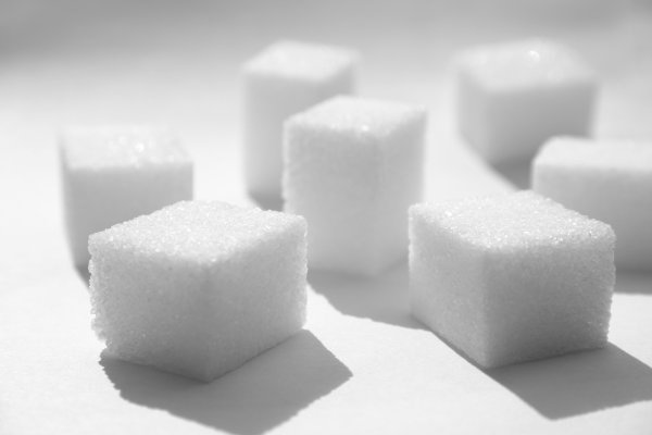 White sugar, closeup, cube, cubes, seven, sugar, sweet, white, photo